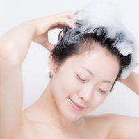 女性 洗髪