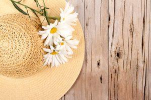 帽子 紫外線予防